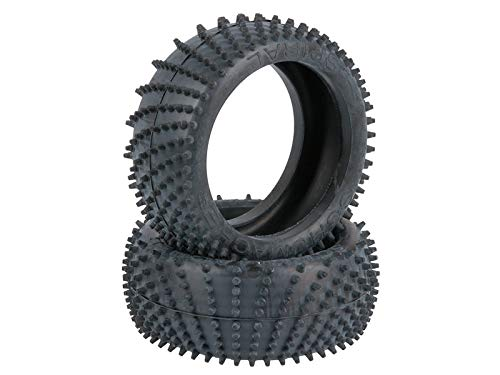 Schumacher 1:8 Spiral - gelb Offroad Reifen (2)