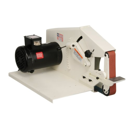 Jet J-4103 2 x 72 Square Wheel Belt Grinder