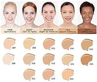 Dermacol Make Up Cover Sampler 6 Shades (213,215,218,221,223,224) (Rich)