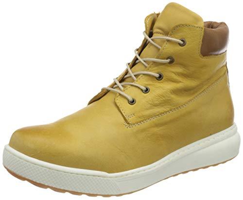 Andrea Conti Damen 0340008 Sneaker, Curry Braun, 38 EU