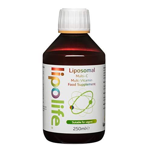 Multi-C - Multi Vitamine Liposomale - 250ml - Lipolife