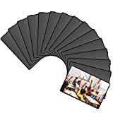 Magicfly Pack of 15 Magnetic Picture Frame with Clear Pocket, 4 x 6 Inches Refrigerator Ph...