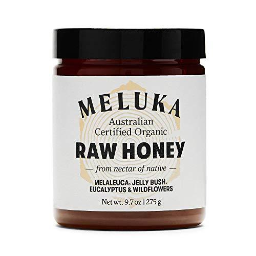 Meluka 100% Pure Raw Unfiltered Wildflower Honey