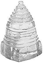 Style OK Sphatik Shri Yantra Pyramid Crystal Pyramid Shree Yantra (136 Gram)