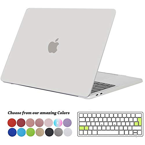 Tecool Funda para MacBook Pro 15 2016 2017 2018 2019, Cubierta Plástico Dura...