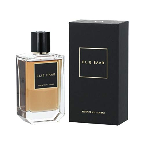 Elie saab essence no. 3 ambre eau de parfum 100ml spray.