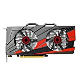 RKRZLB Video Card Graphics Card Fit for ASUS Video Card GTX 960 2GB 128Bit GDDR5 Graphics Cards for NVIDIA VGA Cards Geforce GTX960 HDMI GTX 750 Ti 950 1050 1060