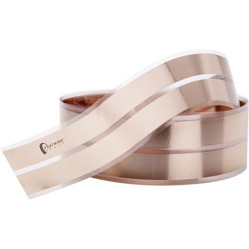 FlatWire Lautsprecherkabel/Flachkabel Meterware AWG 14