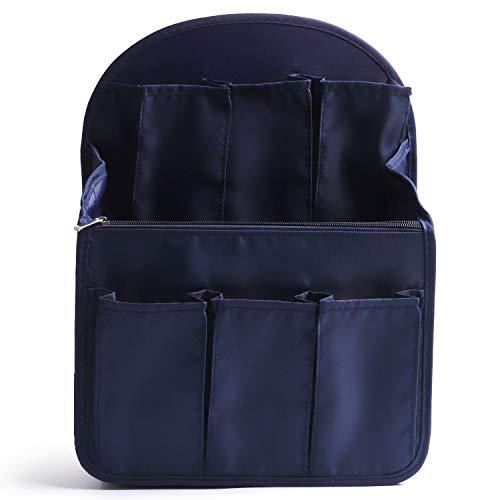 BeeViuc Backpack Organiser Insert, Felt Backpack Insert for Fjallraven kanken 16L Backpack Rucksack - Large Dark Blue