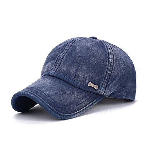 Vollter Moda Gorras de Béisbol de Hombres al Aire Libre Sombrero de A