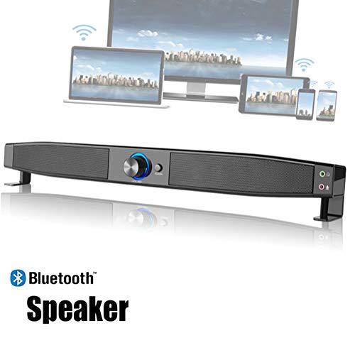 Speaker-EJOYDUTY draagbare draadloze HD-muziek-subwoofer met 10 W, draadloze bluetooth-luidspreker, ondersteuning voor TF, USB, thuis-pc en computer