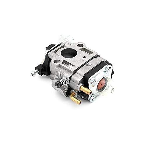LICHONGUI Accesorios de cortadora de césped de Gasolina Cortador de Cepillo de carburador Compatible con 40-5 44-5 43cc 52cc Duradero