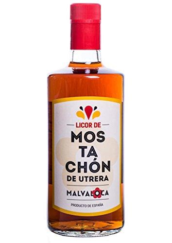 Malvaloca Licor de Mostachón de Utrera Botella 70 cl