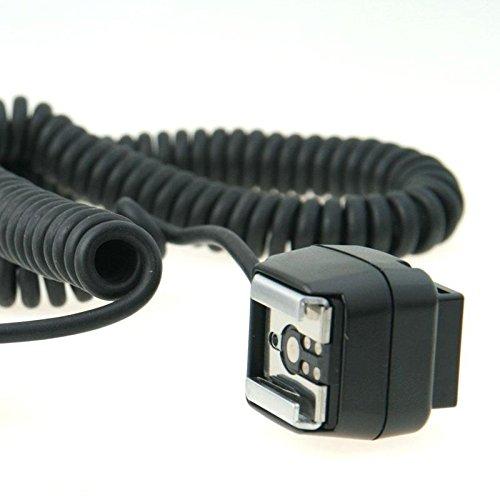 Cable de extensión TTL oc-e2para Canon