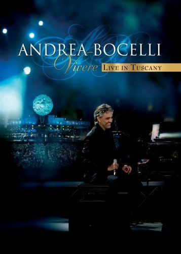 Vivere: Andrea Bocelli Live In Tuscany by Sarah Brightman