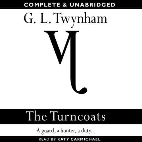 The Turncoats audiobook cover art