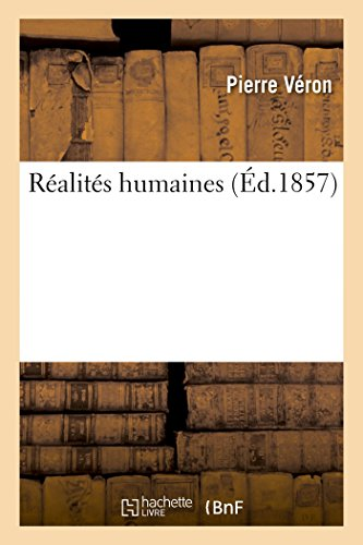 Réalités humaines (Littérature)