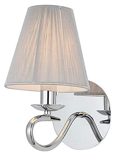 CMMT lámpara de Pared Nuevo diseo Simple/Moderno Lámpara de Pared incorporada Moderna Sala de Estar/Dormitorio Aplique de Pared de Metal Lámparas de decoración de Pared