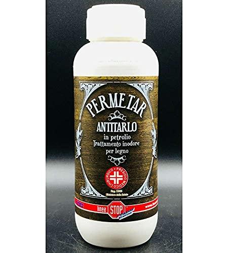 Dixi Antitarlo Elimina il tarlo dal legno e insetti perforatori Anti Tarlo Legno - 1 litro