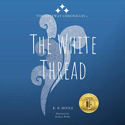 The White Thread audiobook cover art