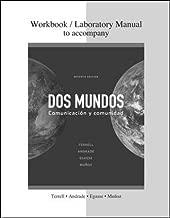 Combined Workbook/Lab Manual to accompany Dos mundos