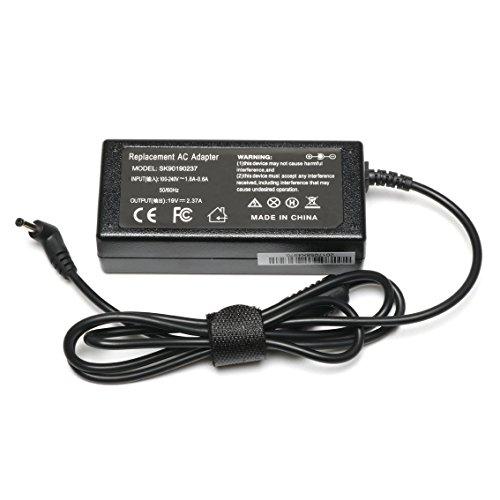 Alimentatore adattatore CA 19V 2.37A per ASUS X553M Zenbook UX305 UX303u UX31 X540S S200E X200 UX31A F555L F552C F551M F551C X551C X54C X551M X555L X554L X200CA S550C A52F C202SA C300M
