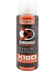 Elimishield HUNT Tratamiento textil eliminador de olores X10D: convierte telas regulares en prendas de control de aromas