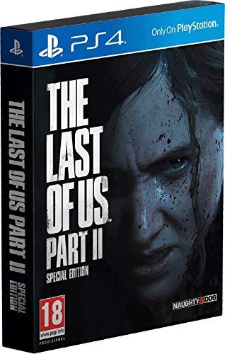 The Last of Us Part II - Special Edition - PlayStation 4 [Edizione: Regno Unito]