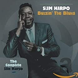 BUZZIN' THE BLUES-THE COMPLETE SLIM HARPO 5-CD