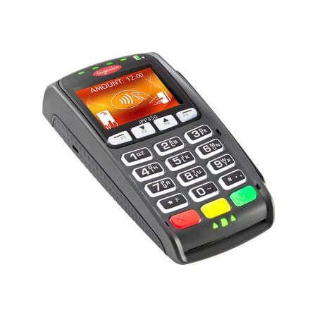 Intuit QuickBooks POS Point for sale online Ingenico Ipp350 Credit Card Pin Pad Reader