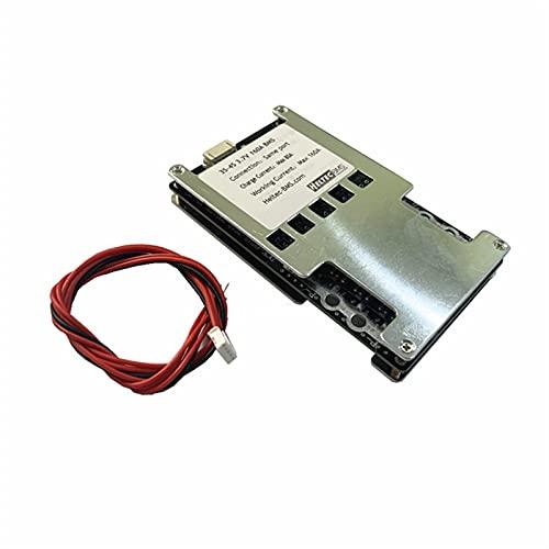 JSJJATQ Condensadores 12.6v / 16.8v 18650/21700/26650 BMS 3S 4S Balance 80A 100A 120A 160A 200A 300A 330A 380A Tablero de protección...