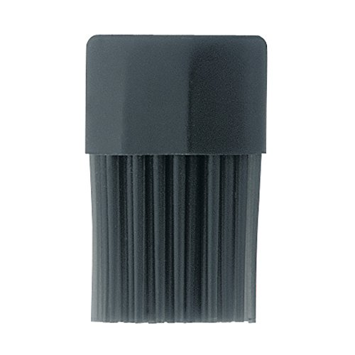 WMF Black Line + Profi Plus Ersatz-Borstenkopf für Silikon-Backpinsel, Silikonborsten, Silikon, spülmaschinengeeignet