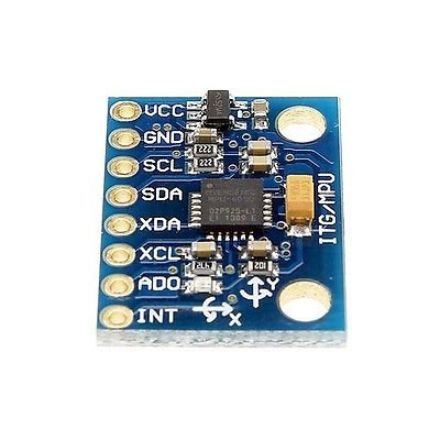 MPU-6050 3 Axis Gyroscope + Accelerometer Module for Arduino