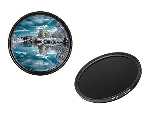 Filtro infrarrojo (67 mm, IR 720 dHD, Filtro de Paso Digital)