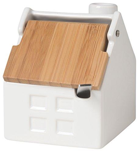 Now Designs Takenoko House Shaped Salt Keeper