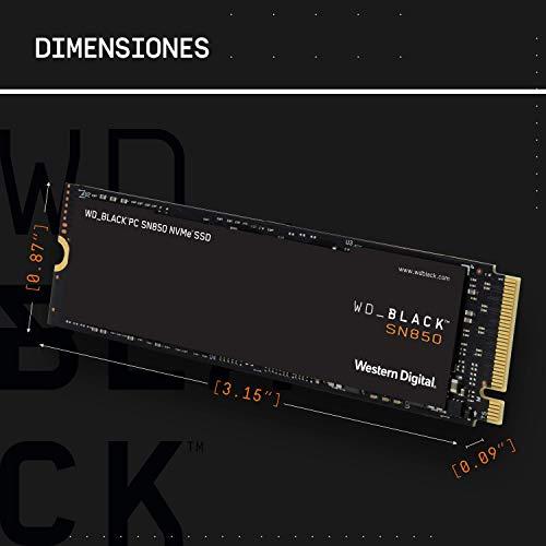 Western Digital Black SN750 NVMe 1TB (WDS100T3X0C)