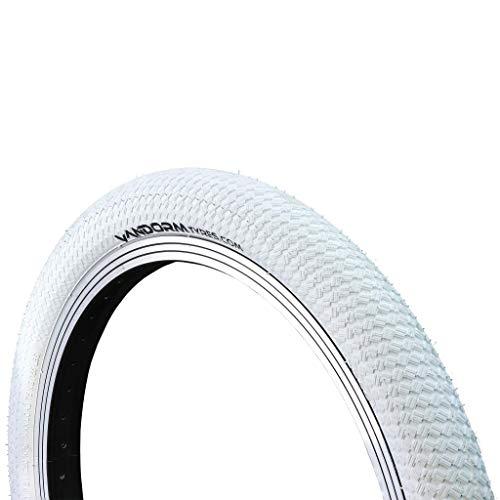 Vandorm 50,8x 5,1cm Drifter R2R BMX Farbige Fahrrad Reifen, Fahrrad, Drifter R2R, weiß, 20