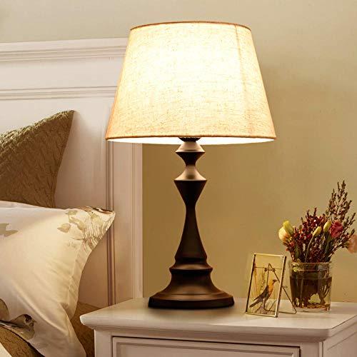 Dormitorio, lámpara de noche, lámpara de mesa, lámpara de salón creativa, dormitorio simple, tifón, regulable