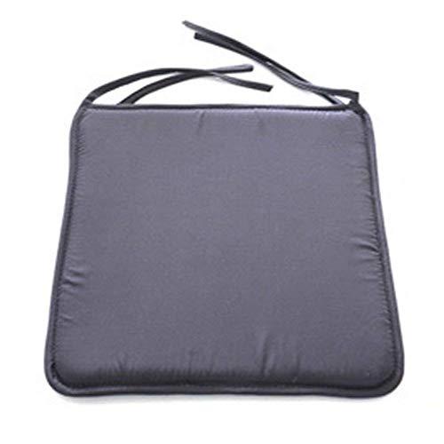 YOUNICER Coussin de Chaise Carré Galettes de Chaise Coussin Confortable Coloré Idéal pour Intérieur Extérieur