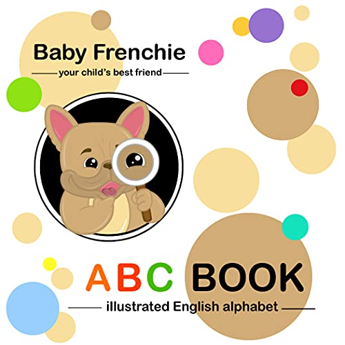 Baby Frenchie ABC Book