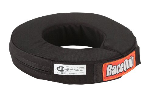 RaceQuip 337007 Black SFI 3.3 360 Degree Helmet Support