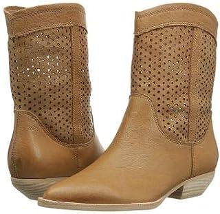 Dolce Vita(ドルチェヴィータ) レディース 女性用 シューズ 靴 ブーツ ミッドカフ Union - Mocha Leather [並行輸入品]
