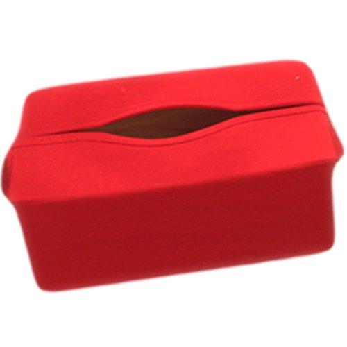 pliant porte papier / Créative porte essuie tout, Rouge
