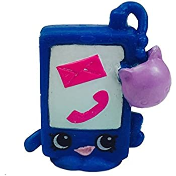 Shopkins Fashion Spree Blue Smarty Phone FS-0 | Shopkin.Toys - Image 1