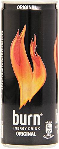Burn Original Energy Drink, 250ml