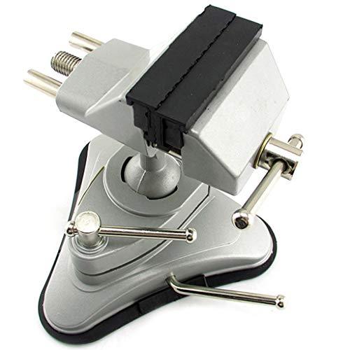 UOEIDOSB Vakuum-Saugbank-Rubrige Sauger-Clamp-einstellbare Bank-Schraubstock-Festrahmen für die PCB-Leiterplatte