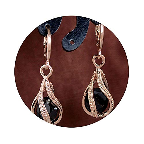 WLD oorring oorsieraad unieke vrouwen/meisjes 'S goud kleur wit/roze/paars/groen slinger oorringen sieraden