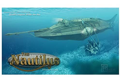 Pegasus Loisirs Echelle 1 : 144 Le sous-Marin Nautilus Kit modèle