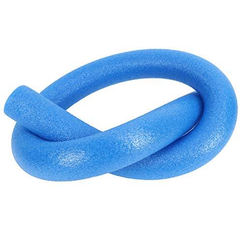 Palillo de la natación, palillo de la espuma del agua de la piscina de la espuma de EPE para(Navy blue, Solid 6.5 * 150CM)