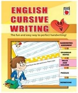 English Handwriting Level 5
